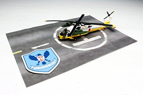 イベント限定商品 1/144 航空自衛隊 UH-60J 航空救難団 塗装済み完成品