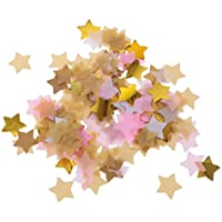 SONONIA 多色 星形 散り バルーン 紙吹雪 ウェディングの装飾