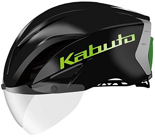 [해외]OGK KABUTO (오지 케 카부토) 헬멧 헬멧 AERO-R1 블랙 그린 -6/OGK KABUTO (Aussie kabuto) helmet helmet AERO - R1 black green - 6
