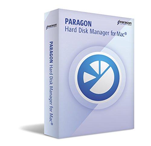 Paragon Hard Disk Manager for Mac シングルライセンス
