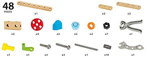 『BRIO (ブリオ) ビルダー スターターセット [ 工具遊び おもちゃ ] 34586』の4枚目の画像