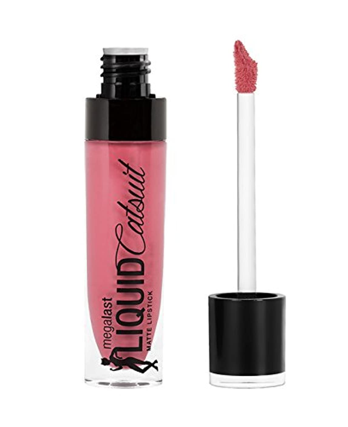 WET N WILD MegaLast Liquid Catsuit Matte Lipstick - Pink Really Hard (並行輸入品)