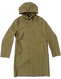 【マッキントッシュ】 MACKINTOSH Single Breasted Hooded Coat 6104 GR-007 シングルブレステッド コート フード カーキ 【並行輸入品】
