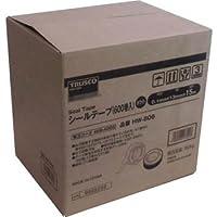 TRUSCO(トラスコ) シールテープ15M 600巻入 HW806