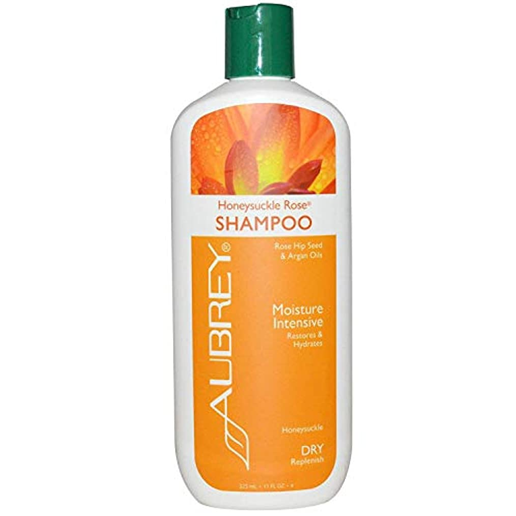必要とするほとんどの場合テント海外直送品 Aubrey Organics, Honeysuckle Rose(ハニーサックル?ローズ)シャンプー、潤い集中、ドライヘア用、11液量オンス(325 ml) [並行輸入品]