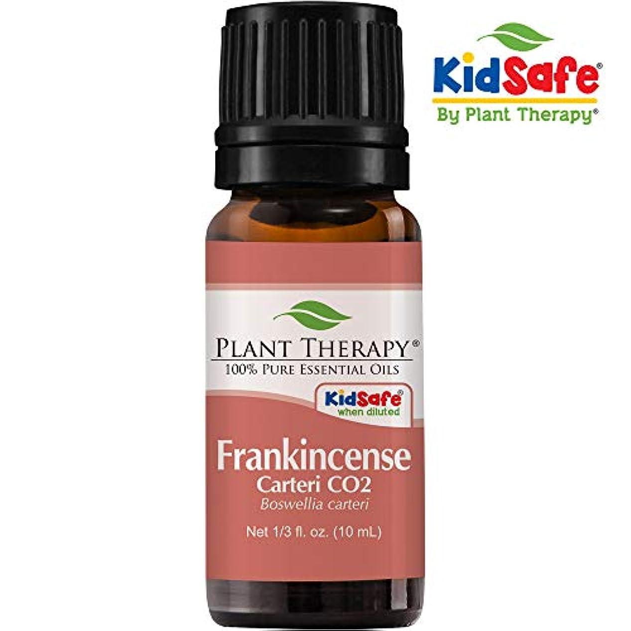 受粉する受け入れる心配するフランキンセンスCarteri CO2エッセンシャルオイル。 10ミリリットル。 100%ピュア、希釈していない、治療グレード。
