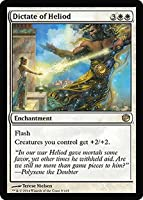 Magic: the Gathering - Dictate of Heliod - Journey into Nyx - Foil