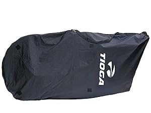 輪行袋、 TIG 022 コクーン ボトルタイプ ブラック BAR02200