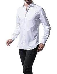(バルバ) BARBA ワイドカラー シャツ/ワイシャツ/CULTO [並行輸入品]