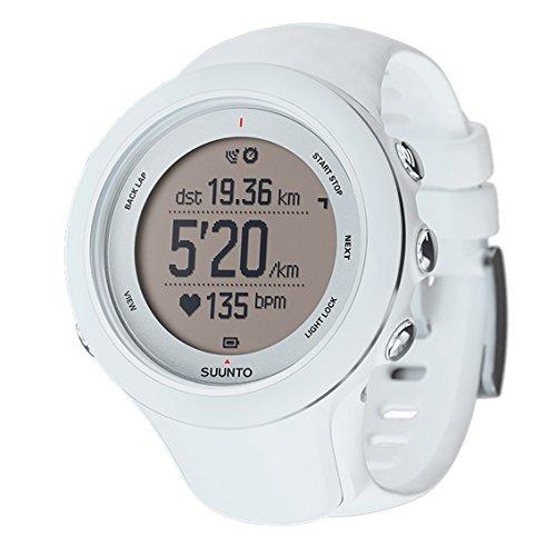 スント(SUUNTO) 腕時計 アンビット3 スポーツ ホワイト 5気圧防水 GPS 速度/距離/GPS高度計測 [日本正規品 メーカー保証2年] SS020683000