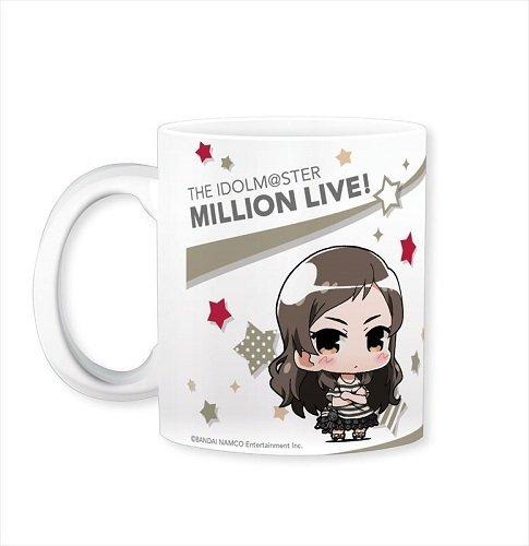 ミニッチュ アイドルマスター ミリオンライブ! 北沢志保 マグカップ