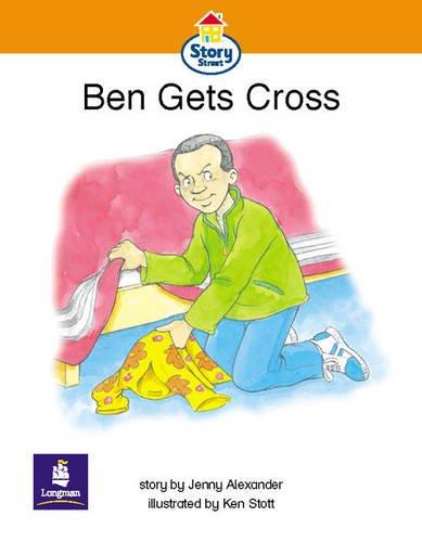 Ben gets Cross Story Street Emergent stage step 4の詳細を見る