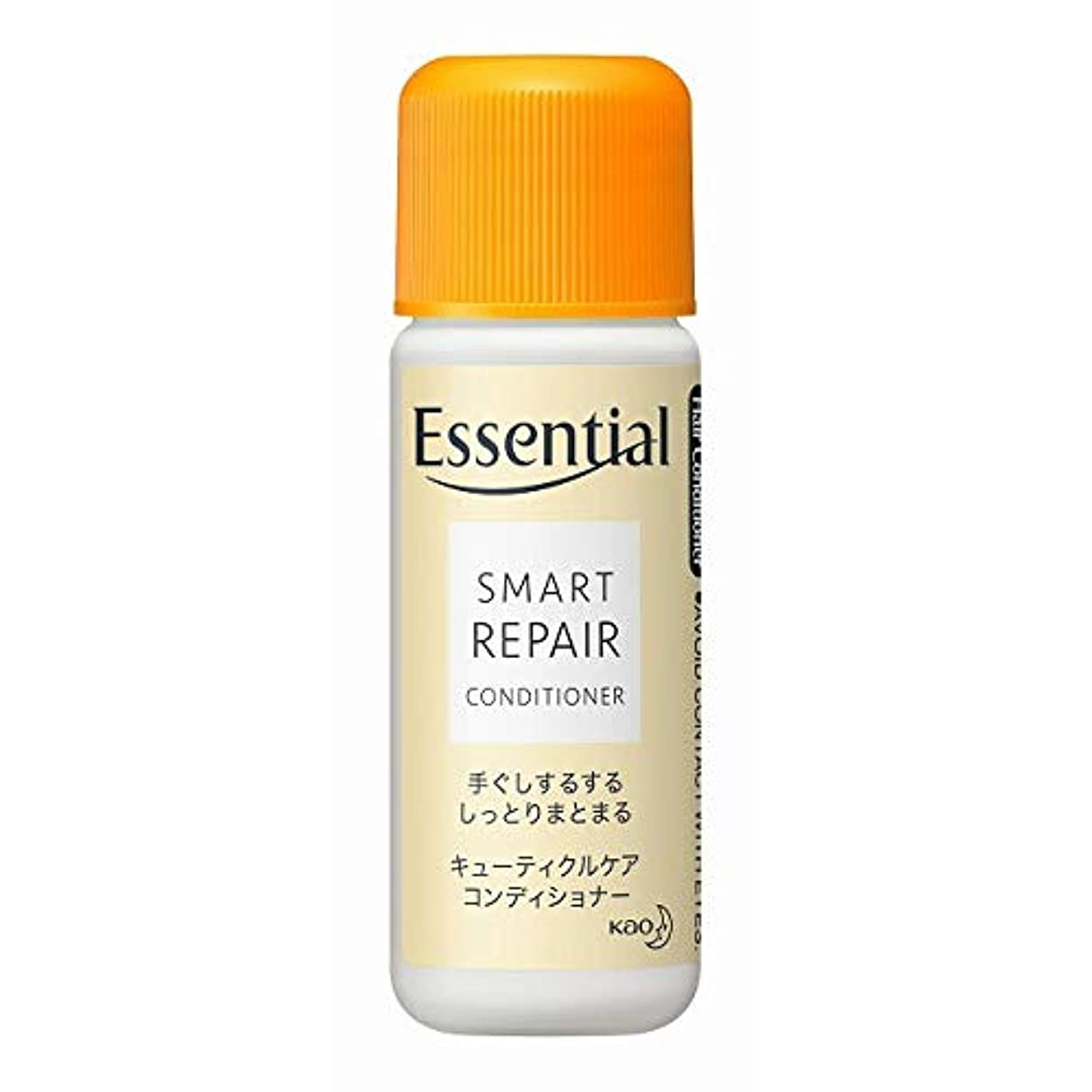 ダッシュ照らすモンキー花王 エッセンシャル(Essential) しっとりツヤ髪 コンディショナー 業務用 ミニボトル 16mL×360個