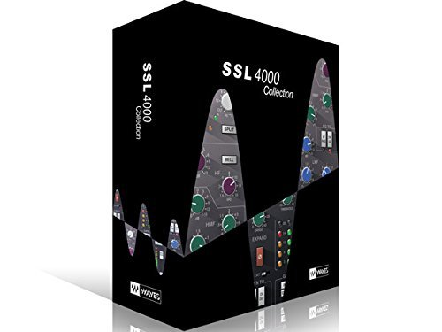 WAVES SSL 4000 Collection バンドル プラグインソフト (ウェーブス) 国内正規品 ダウンロード版