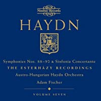 Symphony 88-92/Sinf Concertante