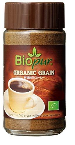ミトク『Biopur(ビオピュール)有機穀物コーヒー』