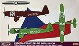 コラモデルス 1/48 ベネシュ・ムラーズ Be-50 ベータマイナー レース機 レジンキット KORR4824