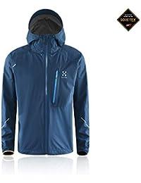 Haglofs l.i.m III Gore - Tex Running Jacket – aw17 – XX Large – ブルー