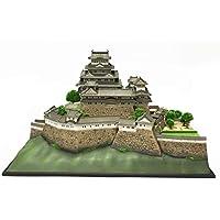 童友社 1/500 日本の名城 平成姫路城 (白鷺城) プラモデル