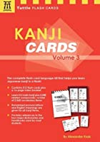 Kanji Cards volume 3 (タトル・フラッシュカード Tuttle Flash Cards)