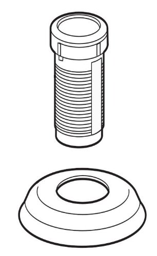 Saxony石鹸/ローションディスペンサー、ボトル フル RP51703RB 1