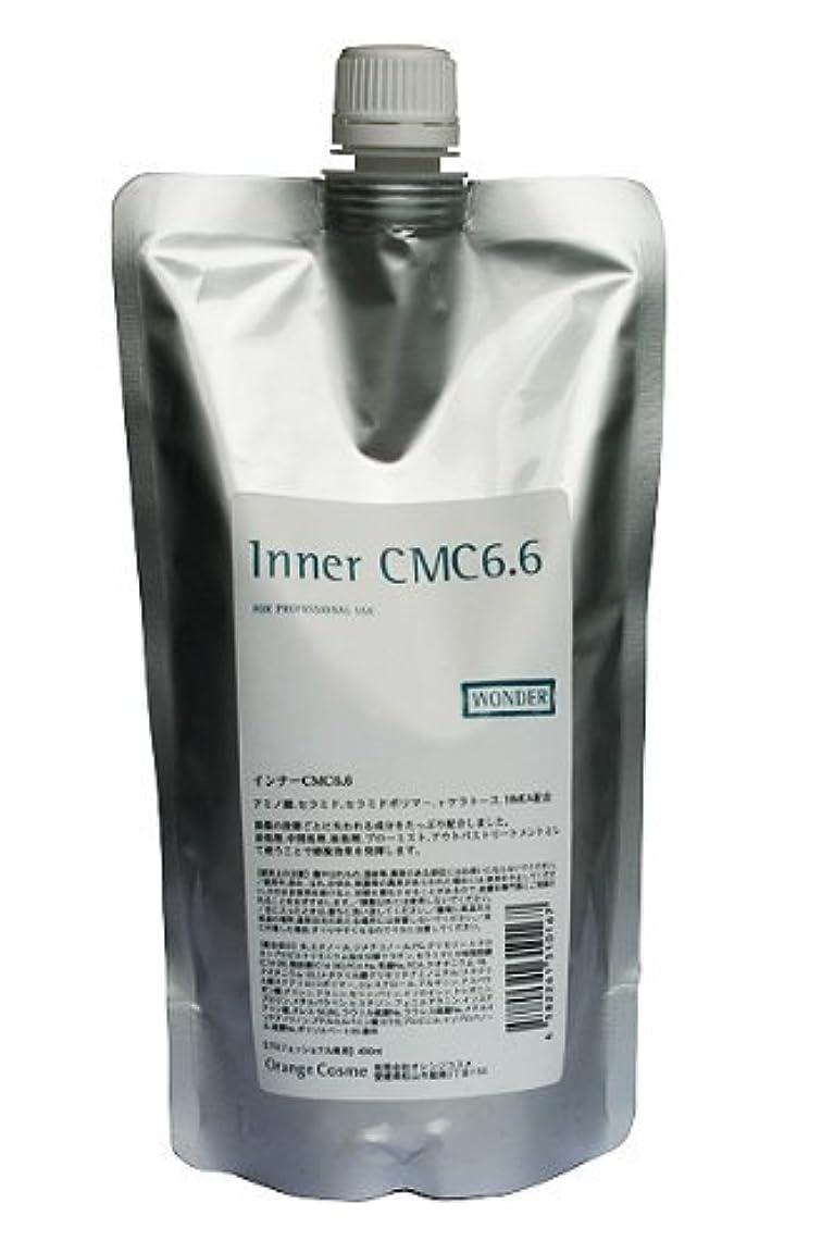 彫刻本しょっぱい美容室専用 ワンダー インナーCMC6.6 400ml(詰替用)