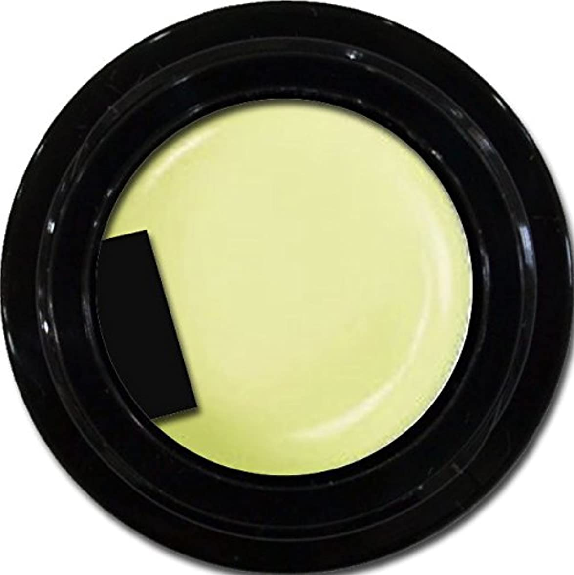 検体大学生マニフェストカラージェル enchant color gel P601 powderYellow 3g/ パールカラージェル P601パウダーイエロー 3グラム