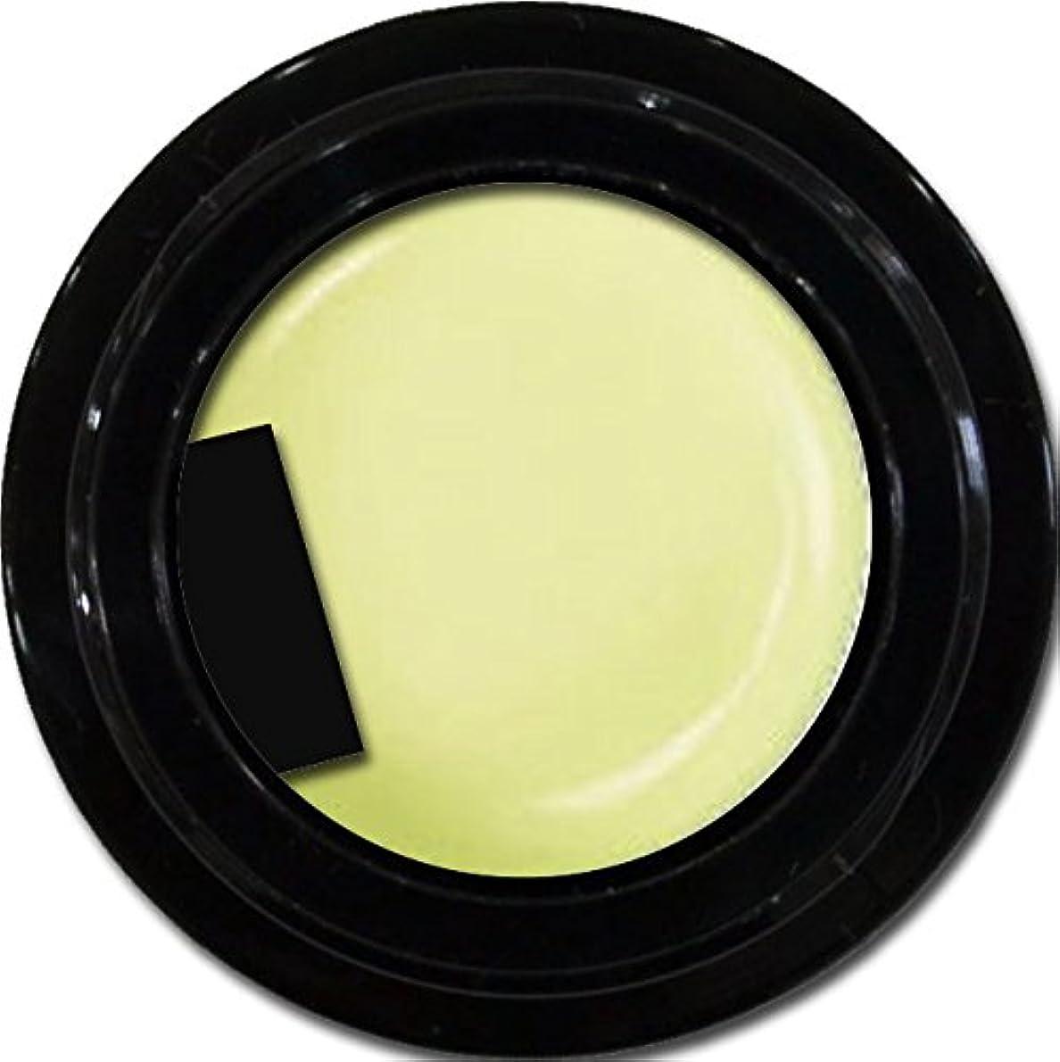 くそーメンタル効率的にカラージェル enchant color gel P601 powderYellow 3g/ パールカラージェル P601パウダーイエロー 3グラム