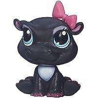 Littlest Pet Shop Get The Pets Single Pack Yolanda Yawnson Hippo 3956 by Littlest Pet Shop [並行輸入品]