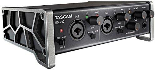 TASCAM オーディオMIDIインターフェース USB2.0...