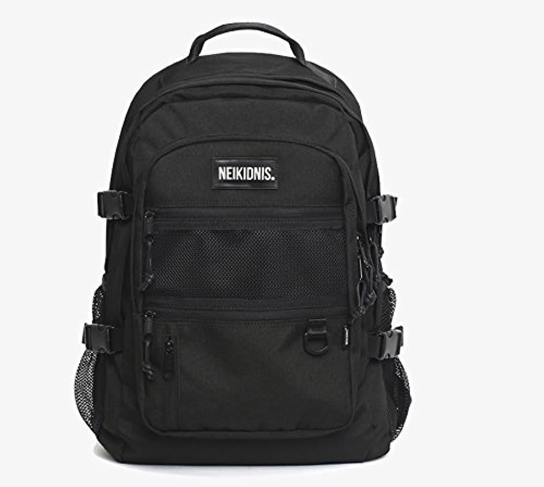 表向き輝度百万NEIKIDNIS ABSOLUTE BACKPACK-037ASB06 リュックバッグバックパック大容量旅行通学遠足ユニセックスバッグ多機能バッグ(海外直送品)