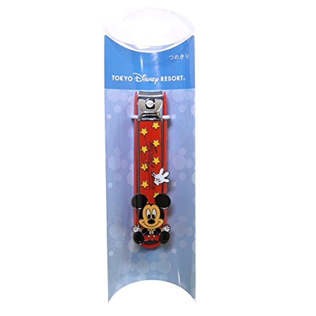 憂慮すべきラリーベルモント新鮮な爪切り(ミッキーマウス)【ディズニーリゾート限定】