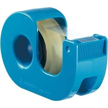 ニチバン セロテープ 小巻 カッターつき CT-12DRB ブルー
