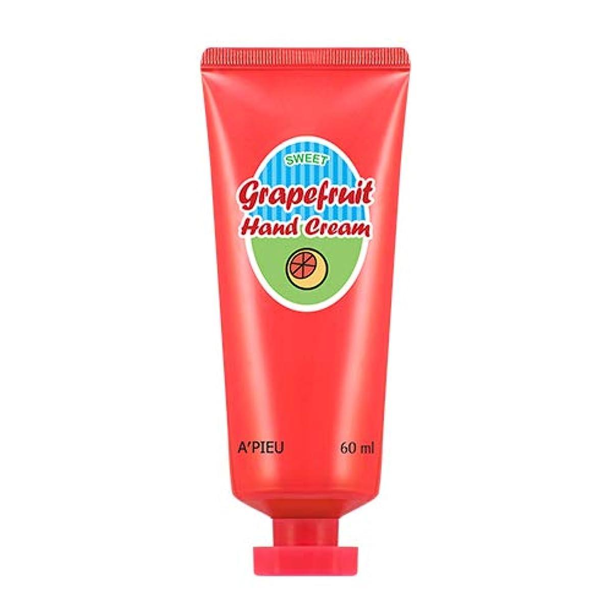 ファイルインド誤解させるAPIEU fruits hand cream アピュ フルーツハンドクリーム (Grapefruit) [並行輸入品]