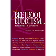 From Beetroot to Buddhism: Answers to Questions
