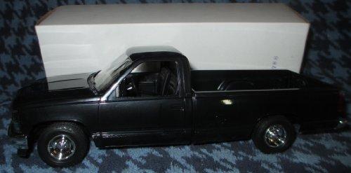 #6262EO Ertl 1988 Silverado C-1500,Saber Black 1/25 Scale Plastic Promo,Fully Assembled Model by Ertl [並行輸入品]