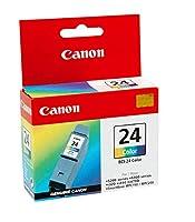 Canon S 300 -オリジナル Canon 6882A002 / BCI-24C - カラーインクカートリッジ -