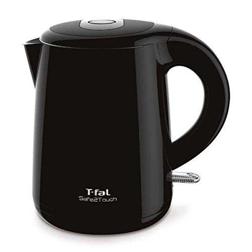ティファール(T-FAL) 電気ケトル 1.0L ブラックセーフ・トゥ・タッチ