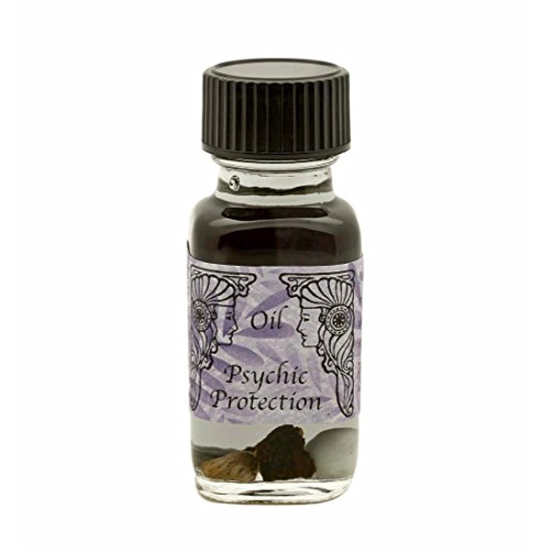 無駄なメイト確かなアンシェントメモリーオイル サイキックプロテクション Psychic Protection スピリチュアルバリア 2017年新作 (Ancient Memory Oils)