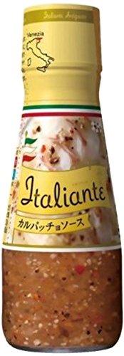 キユーピー Italianteカルパッチョソース 150g×3本