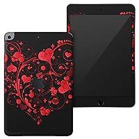 igsticker iPad mini 4 (2015) 5 (2019) 専用 apple アップル アイパッド 第4世代 第5世代 A1538 A1550 A2124 A2126 A2133 全面スキンシール フル 背面 液晶 タブレットケース ステッカー タブレット 保護シール 007587