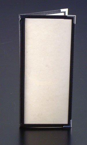 SHIMBI (シンビ) メニューブック 黒 ABW-4