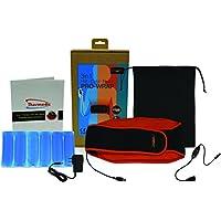 TherMedic Pro-Wrap PW140 腰用ヒーティングパッド 家庭用温熱治療器 (3種の機能付き、温冷セラピー)関節痛、筋肉痛