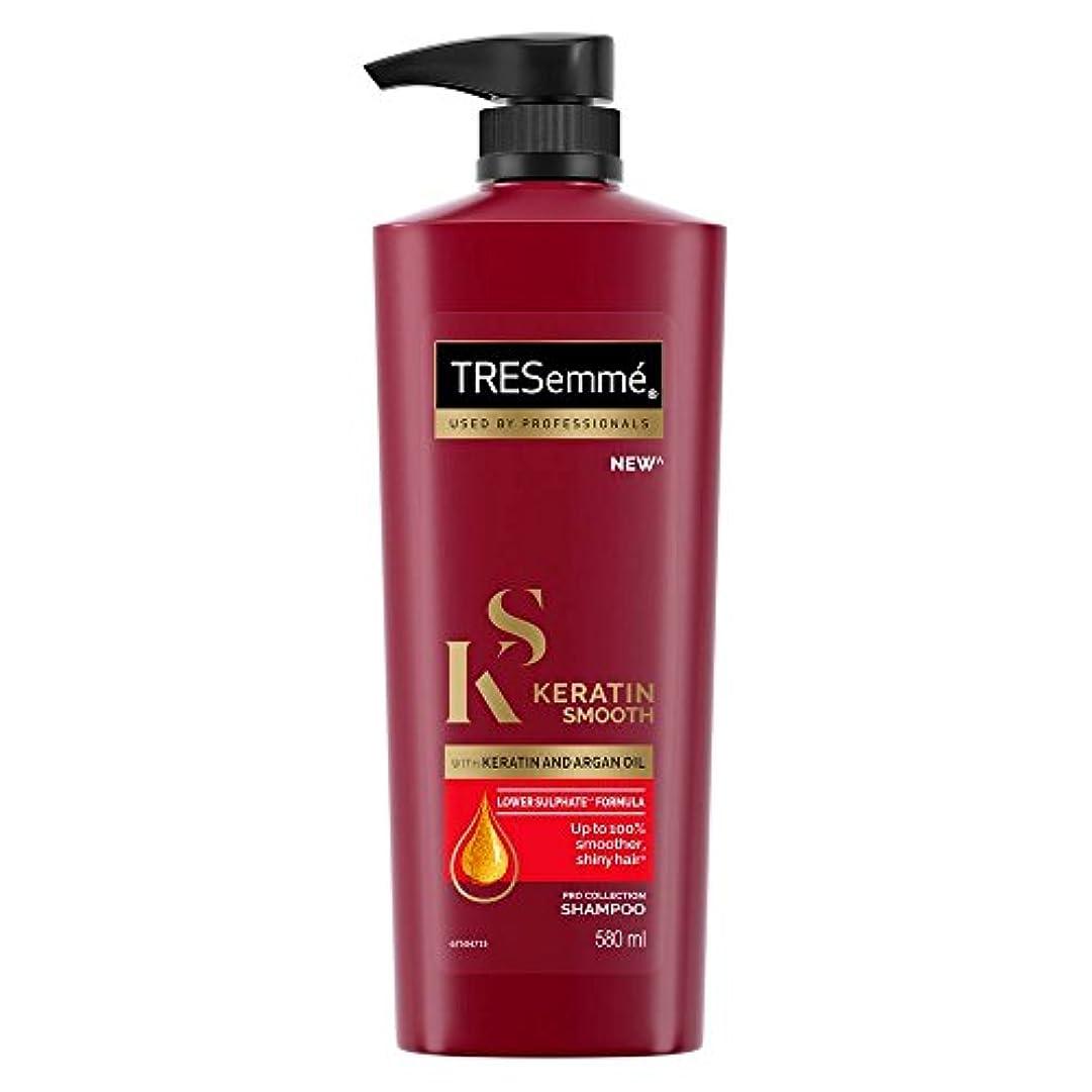 振る舞い工場訪問TRESemme Keratin Smooth Shampoo, 580ml (TRESemmeケラチンスムースシャンプー、580ml)