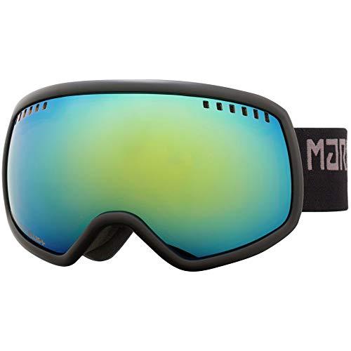 MARKER マーカー BIG PICTURE+ ビッグピクチャー プラス 〔スキー用 ゴーグル2017/2018〕 (ブラック):168324