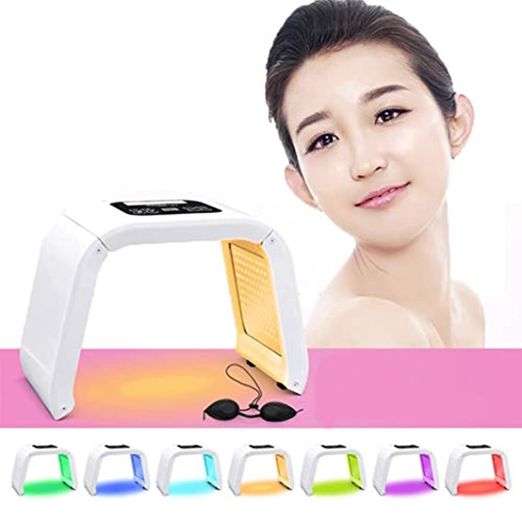 はしご誰でも戸口LZPZP 健康な肌のための美容マシンの肌の若返りLED機器、若返りコラーゲンPDTにきび治療しわ除去アンチエイジング LZPZP