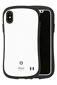 iFace First Class Standard iPhone X ケース 耐衝撃 / ホワイト