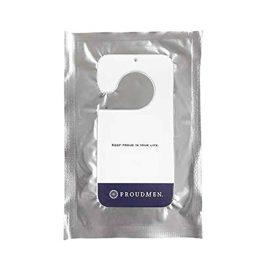 効率的に見つける立法プラウドメン フレグランスルームタグ (グルーミング?シトラスの香り) シート状ルームフレグランス