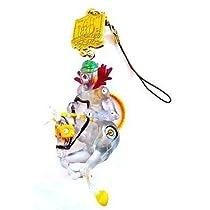 一番くじ ジョジョの奇妙な冒険 アニバーサリーズ J賞 スタンドストラップ~BLACK~ メイド・イン・ヘブン単品