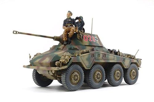 1/35 タミヤ イタレリシリーズ No.18  ドイツ重装甲車 Sd.Kfz.234/2 プーマ 37018   タミヤ